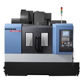 DOOSAM DNM-400 4 axis